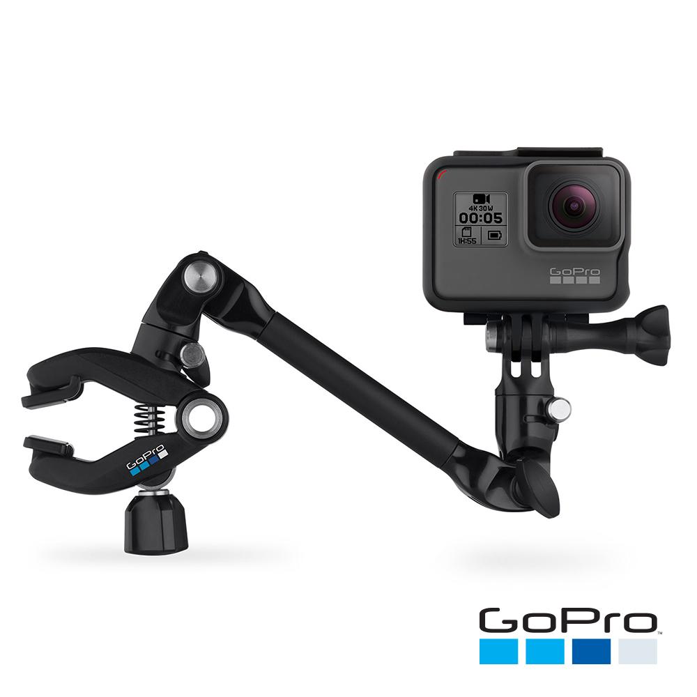 【GoPro】多功能可調式固定夾 AMCLP-001 (忠欣公司貨)