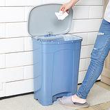 【nicegoods】吉利潔腳踏式垃圾桶40L