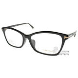 TOM FORD光學眼鏡 典雅微貓眼(黑) #TOM5357F C001
