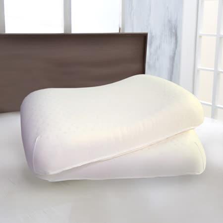 英國Abelia 天然透氣乳膠舒眠枕2入