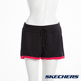 SKECHERS 女短褲 - GWPSH329BLK