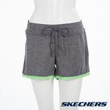 SKECHERS 女短褲 - GWPSH330GREY