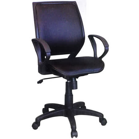 【椅子部落】小水母辦公椅(藍) KHST121-3