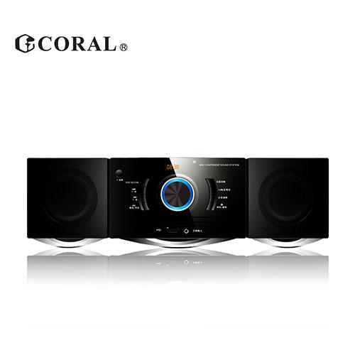 CORAL DVD床頭音響組PM1
