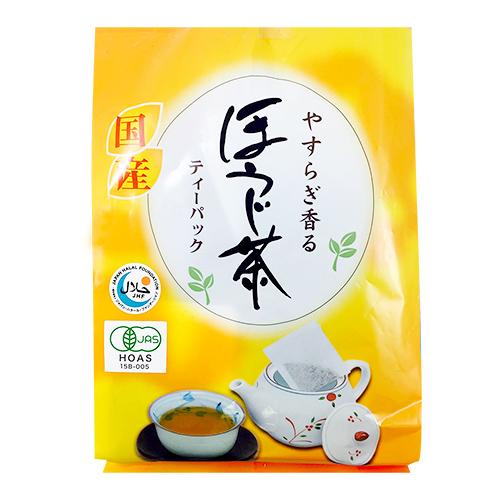 日本藤二 烘焙綠茶茶包240g
