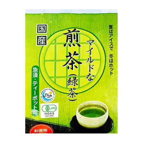 日本藤二 清香煎茶茶包300g