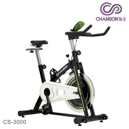 【強生CHANSON】飛輪 有氧健身車 CS-3000