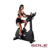 SOLE B94 索爾 直立健身車∣居家生活款∣勁能黑