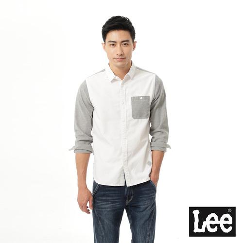 Lee Urban Riders 口袋拼貼襯衫