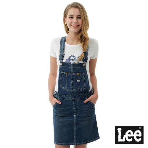 Lee 牛仔吊帶裙