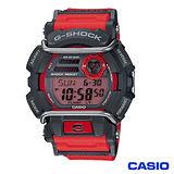 CASIO卡西歐 G-SHOCK閃耀極限功能雙顯運動腕錶 GD-400-4