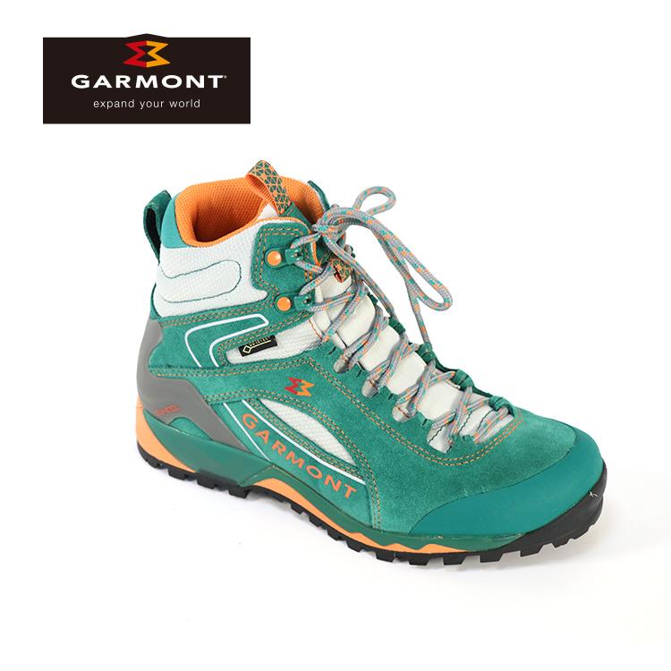 GARMONT Gore-Tex中筒疾行健走鞋Tower hike WMS481217/613 女款 / 城市綠洲((登山鞋、越野疾行、黃金大底)