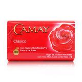 CAMAY紅色玫瑰香皂150g