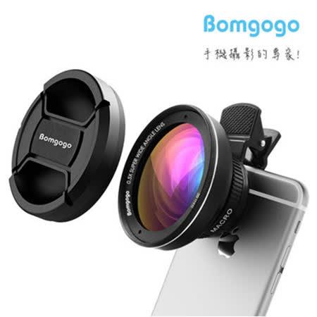Bomgogo Govision L3 廣角類單眼微距手機鏡頭