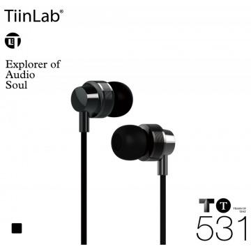 TIINLAB 周杰倫 TBass of TFAT T低音系列 TT531 耳塞式耳機