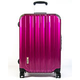 EMINENT 雅仕 -25吋 萬國亮面鋁框航空箱-URA-9K5-25-紫紅