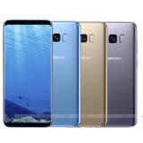 Samsung GALAXY S8 5.8 吋八核心(4/64G)智慧型手機 4G LTE -加送HANG qi認證無線充電盤