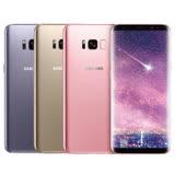 SAMSUNG Galaxy S8+ 4/64G 智慧型手機-加送隨拍限定組(原廠藍牙自拍腳架組+外掛鏡頭組)+保護套