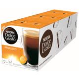 雀巢Nescafe DOLCE GUSTO美式晨光 Preludio 咖啡膠囊(特大杯)(三盒組,共48顆)