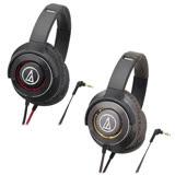 鐵三角 ATH-WS770 SOLID BASS重低音頭戴型耳罩式耳機