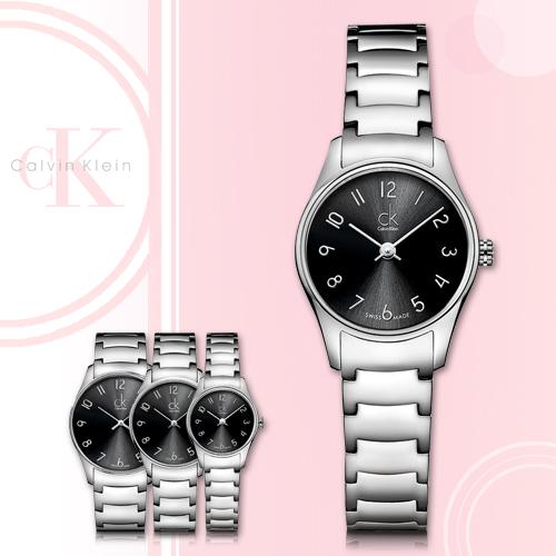 瑞士 Calvin Klein 簡約經典時尚腕錶  (K4D2314X)