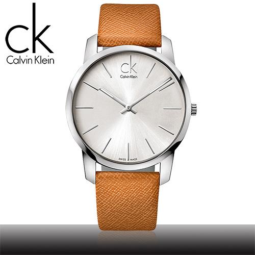 瑞士 Calvin Klein 經典時尚簡約風格男腕錶 (K2G21138)