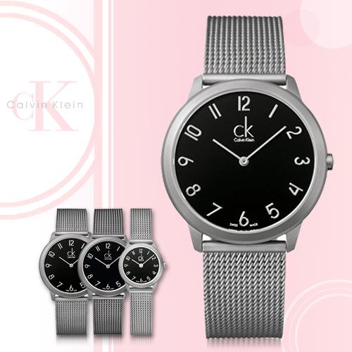瑞士 Calvin Klein 米蘭編織中性腕錶 (K3M51151)