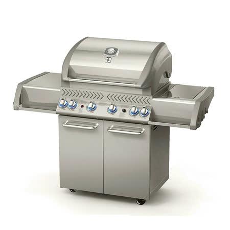 高級不鏽鋼 戶外瓦斯GAS烤肉爐