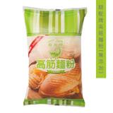 《聯華實業》駱駝牌高筋麵粉-無添加(1kg)