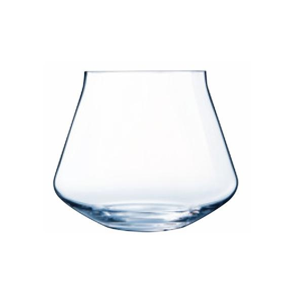 Chef & Sommelier(C&S) / REVEAL UP系列-GOBELET INTENSE 無梗紅酒杯-400ml(2入)-J9524