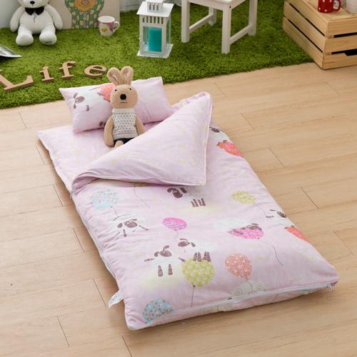 IN HOUSE-綿羊的白日夢-200織紗精梳棉-兒童睡袋
