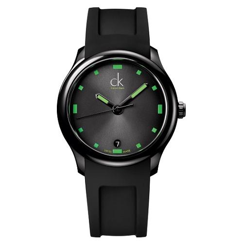 瑞士 Calvin Klein 時尚運動流行腕錶 (K2V214DX)