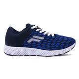 FILA輕量訓練運動鞋(藍)(男)1-J908Q-331