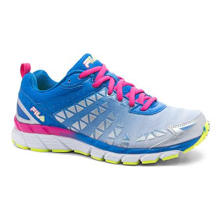 FILA(女)ENERGIZED慢跑鞋(藍)5-J530Q-149