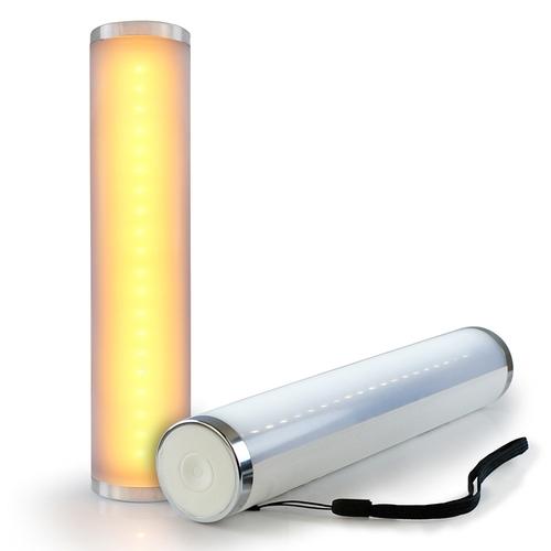 USB充電式 家用/戶外 露營LED驅蚊照明燈(附充電線+手腕繩)