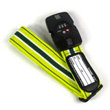 【YESON】加長型寬版TSA密碼鎖束箱帶 - 三色可選(MG-913)