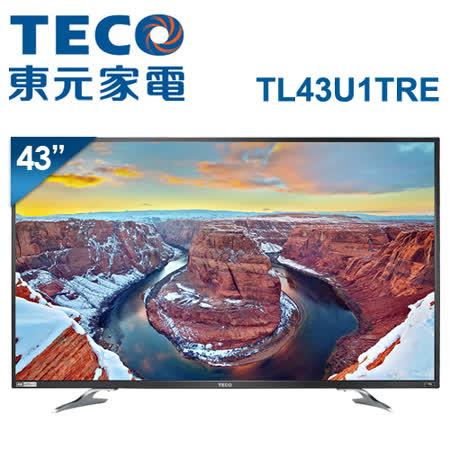 TECO東元 43吋 真4K Smart液晶顯示器