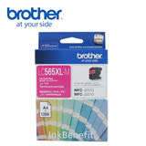 Brother LC565XL-M 紅色高容量複合機墨水匣
