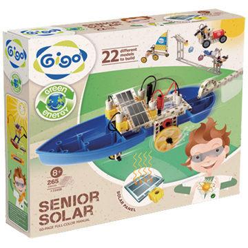 【智高 GIGO】太陽能進階組 (#7345R-CN)