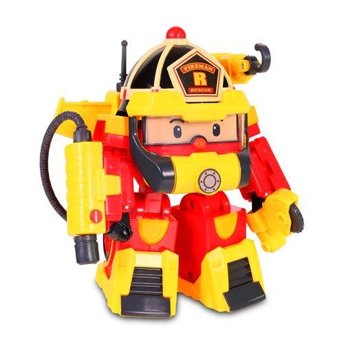 【POLI 變形車系列】新救援裝備組-超級消防員變形羅伊 RB83314