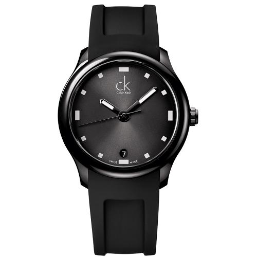 瑞士 Calvin Klein 時尚流行腕錶 (K2V214D1)