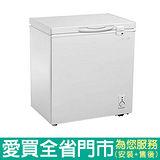HERAN禾聯200L玻璃拉門冷凍櫃HFZ-2062含配送到府+標準安裝