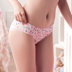 貝恩 時尚甜美孕哺低腰內褲