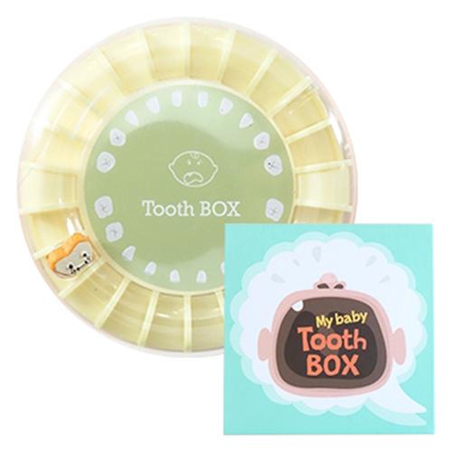 韓國Mellow 乳牙保存盒