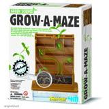 【4M 創意 DIY】00-03352 GROW-A-MAZE 植物迷宮