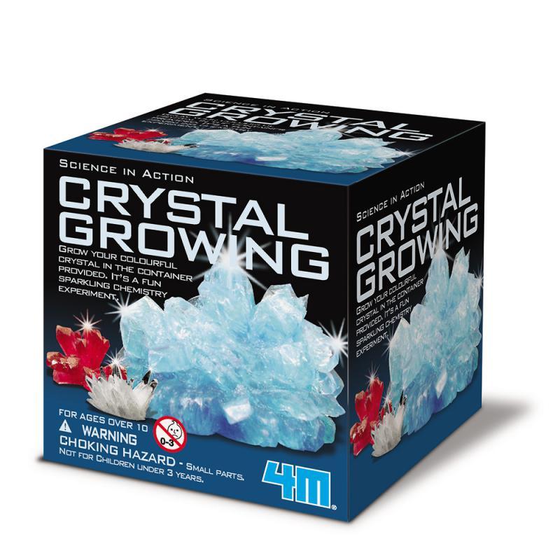 【4M 創意 DIY】00-03913 神奇水晶體 Science In Action/Crystal Growing