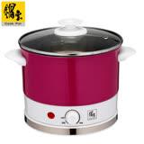 鍋寶 2.2L炫彩不鏽鋼多功能美食鍋 BF-150-D