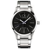 瑞士 Calvin Klein 藍秒針經典款中性錶 (K2241102)