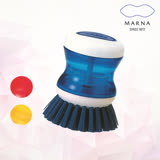 【MARNA】DERU DERU廚房清潔刷(三色任選)