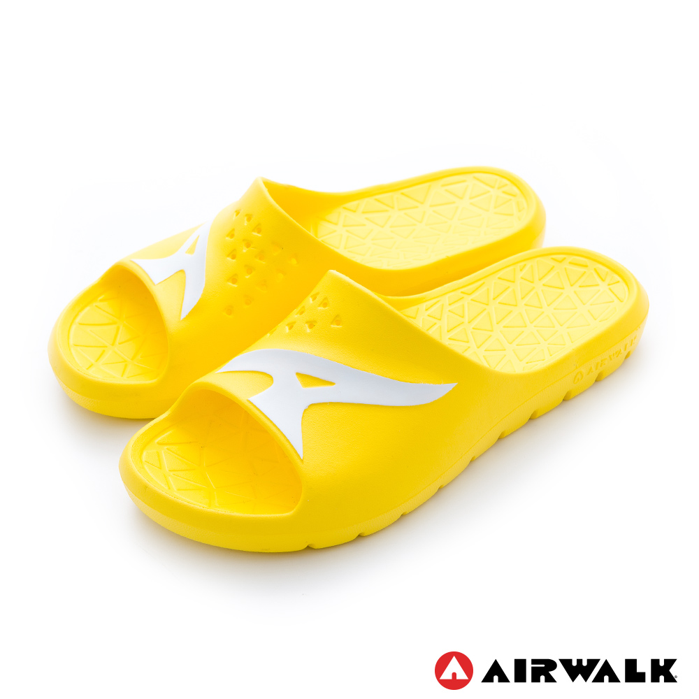 AIRWALK - AB拖 For your JUMP EVA拖鞋-深黃